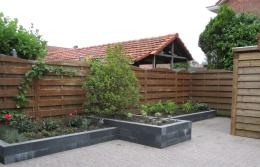 Voorbeeldtuinen Kleine Tuin : Tuinontwerpen en tuinvoorbeelden rotterdam